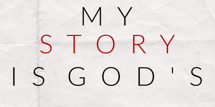 My Story is God's